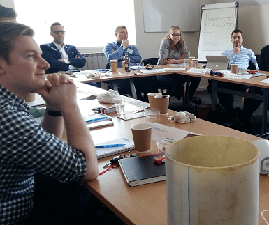business support training