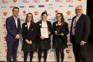 Future Water Association Young Water Dragons Winners 2017