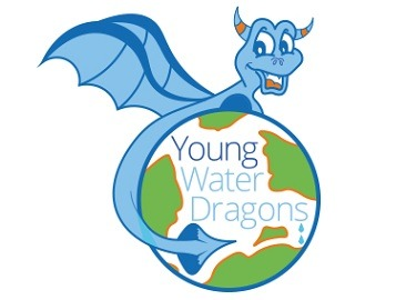 young water dragons